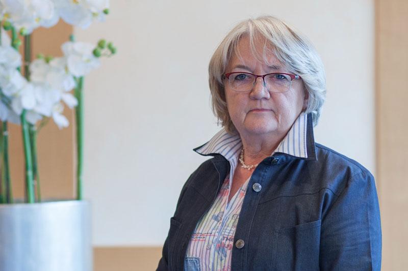 Margret Arndt informiert