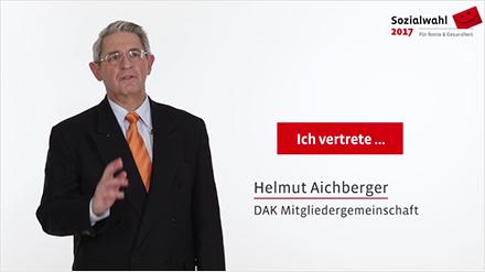 Videostatement Helmut Aichberger