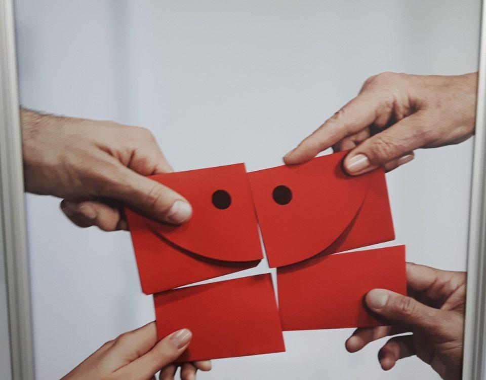 Roter Umschlag
