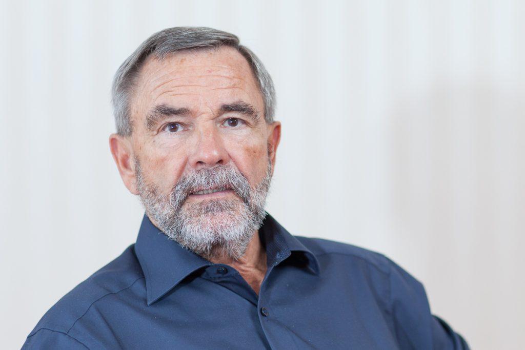 Gerhard Hippel, stellvertretender Fraktionsvorsitzender der DAK Mitgliedergemeinschaft im Verwaltungsrat der DAK-Gesundheit
