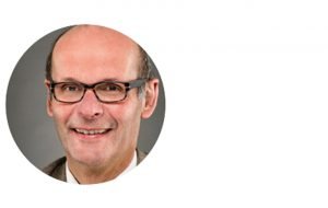 Dr. Dieter Olbrich, Ärztlicher Direktor des Reha-Zentrums Bad Salzuflen